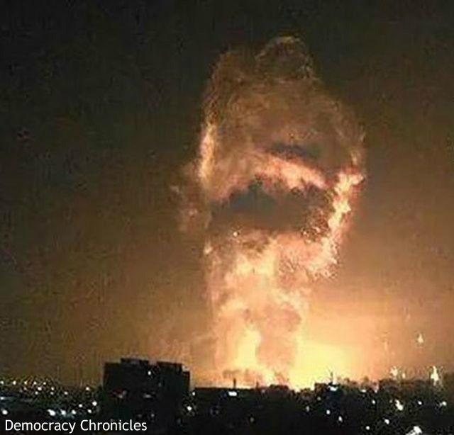 天津大爆発、50人死亡700人以上負傷 有毒物質が地下水に…広がる環境汚染への不安