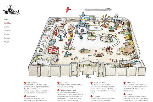 オープン前日に600万アクセスで話題を呼んだテーマパーク「ディズマランド」の示した新しいアートとは?