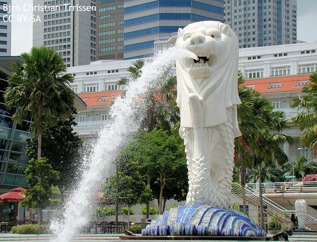 Singapore_Merlion