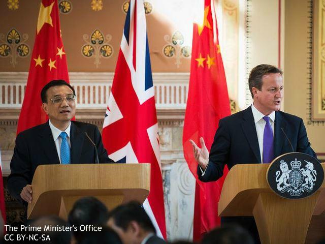 """""""中国に原発まで任せていいのか""""英国の対中重視外交、国内で懸念の声も"""