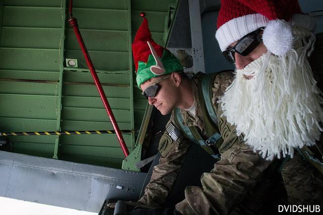 """日豪が米軍伝統の""""サンタ作戦""""に初参加 2国間同盟から新たな形へ…背後にある米国の思惑"""