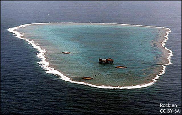 沖ノ鳥島めぐる日中の争いが再燃? 日本が施設再建、南シナ海問題抱える中国はどう出るのか