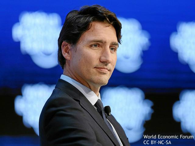 """""""大統領になって!"""" カナダ首相がアメリカで大人気 トランプ氏と対照的な姿勢が理由か"""
