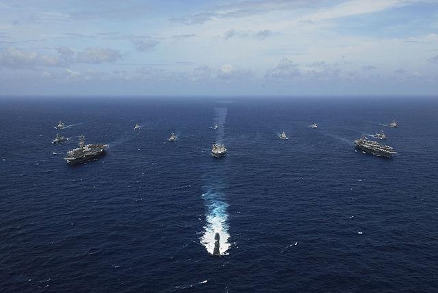"""インドを南シナ海問題に巻き込みたい米国""""日米豪印で合同巡視しよう"""" 対してインドは?"""