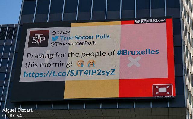 ベルギー同時テロで存在感を発揮したTwitter 人々の心をつなぎ被害者支援にも貢献