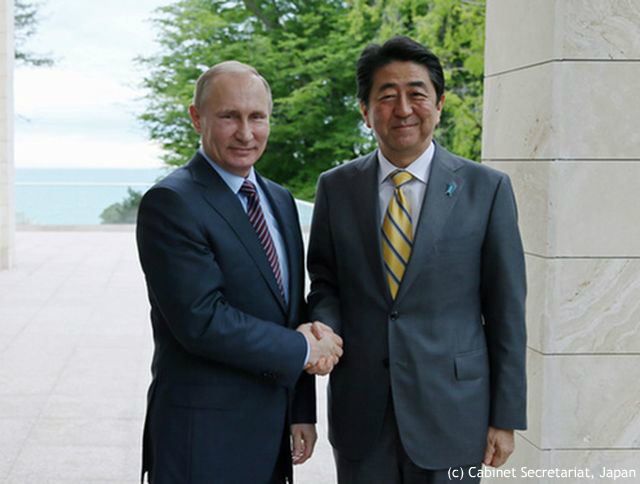 日本がロシアとG7の橋渡し役に? 独自の対ロ外交を展開する日本に期待の声も