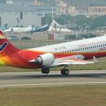 MRJのライバルに? 中国初の国産小型旅客機が就航