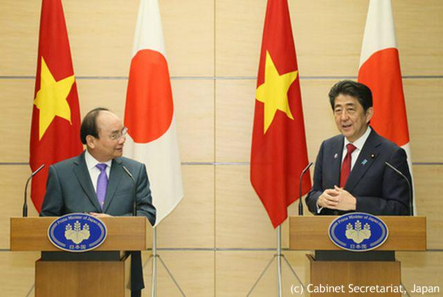 利害一致、お互いを必要とする日本とベトナム…対中国だけではない関係強化の背景