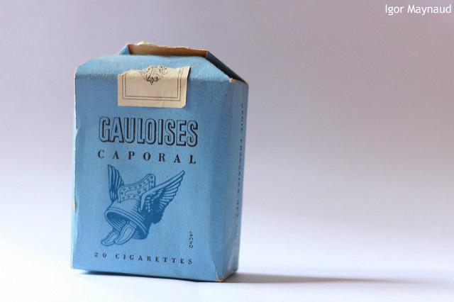 タバコのお洒落なイメージ撲滅へ、仏で包装規制強化の動き ルパン三世愛煙の銘柄も対象