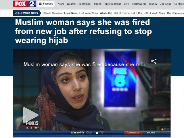 欧米で広がる偏見…不当な扱いを受けるイスラム教徒 「豚肉、酒も扱え」「ヒジャブ脱げ」
