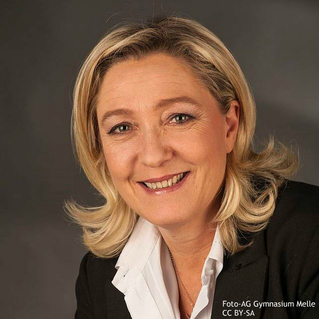 仏極右政党党首がにわかに脚光を浴びる理由 世界の流れとトランプ氏より洗練された手法