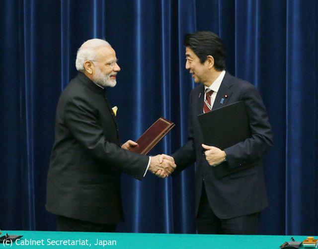 接近する日本とインド、背後にある思惑とは? トランプ氏が両国関係に影響の可能性も