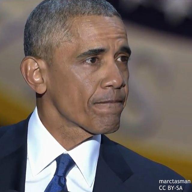 「涙が止まらない」オバマ氏のさよならスピーチ、なぜ人々の心を強く打ったのか?