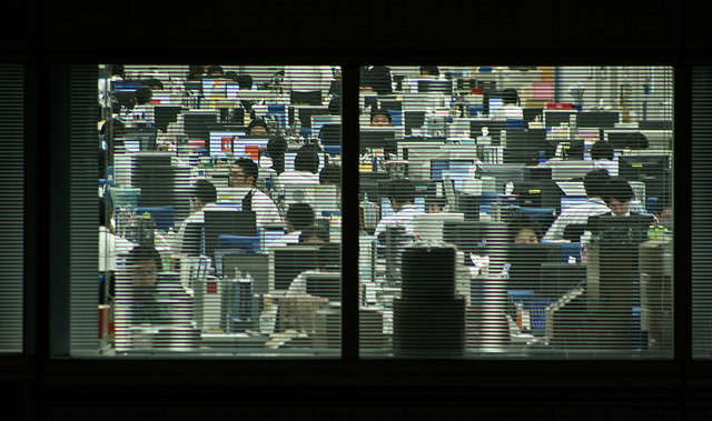 日本人はどの国よりも職場への不満が多く、エンゲージメントが最低