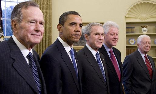 最高・最悪な米大統領は誰か 歴史学者らが選ぶ、歴代米大統領ランキング