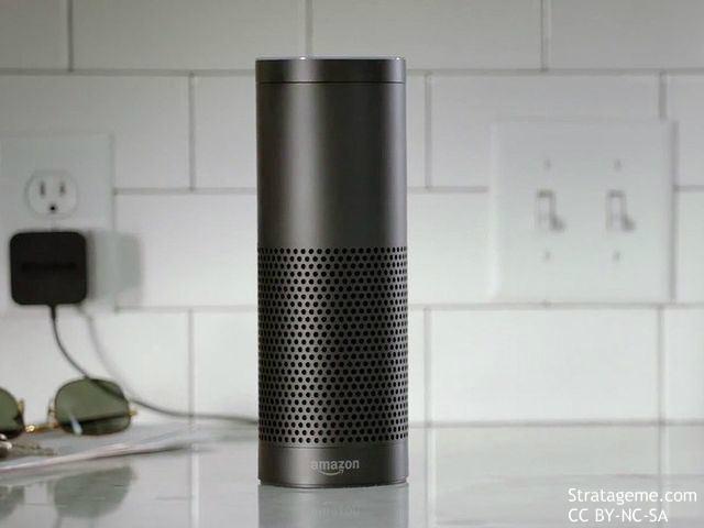 夢の友達ロボットAmazon Echo、米国で大人気510万台販売 家電界の標準になる可能性も