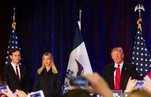 s_Ivanka Trump and Jared Kushner