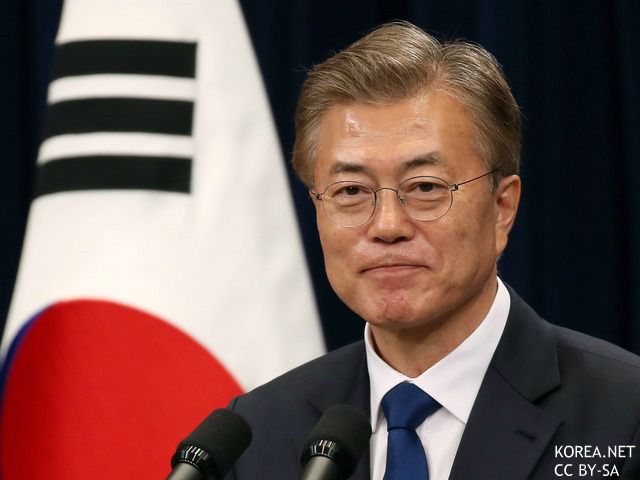韓国大統領・文在寅氏に待ち受ける困難な舵取り THAAD・慰安婦合意見直し、6ヶ国協議